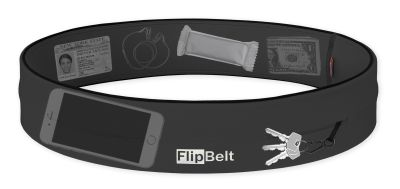 An x-ray of the FlipBelt in use