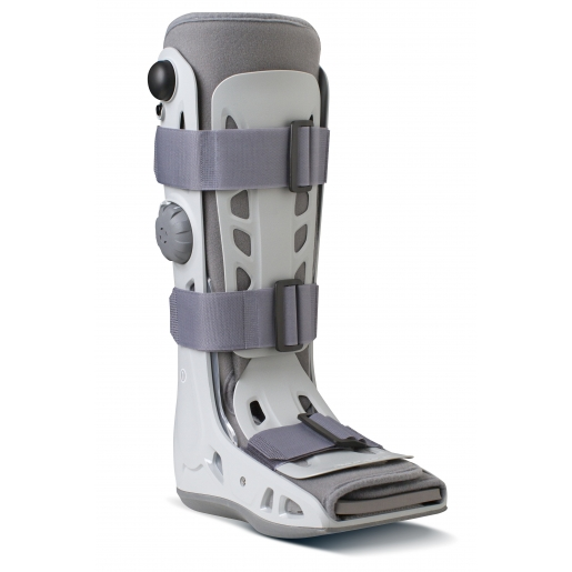 aircast airselect standard walker boot think sport