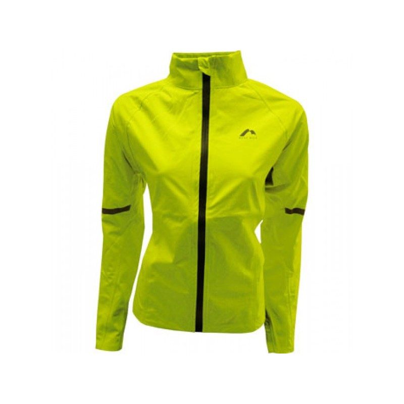 More Mile Waterproof Ladies Running Jacket - Think Sport