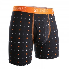 2UNDR Swing Shift Performance Boxer Shorts with Printed Patterns