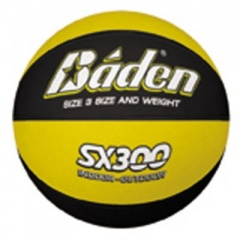 Baden Coloured Rubber Basketball