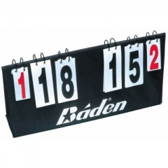 Baden Basketball Scoring Machine