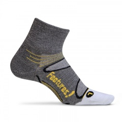 Feetures Elite Merino+ Ultra Light Quarter Socks