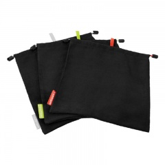 TomTom Micro Fibre Bags (x3) for Bandit Action Camera