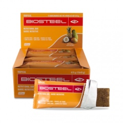 BioSteel Sports Tropical Nutrition Bars