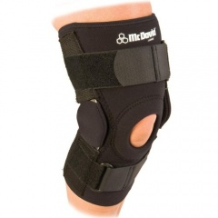 McDavid Dual Disk Hinged Knee Support