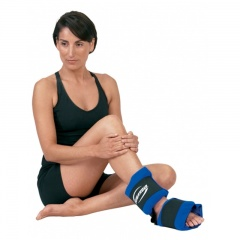 DuraSoft Foot & Ankle Ice Pack Wrap
