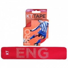 KT Tape Pro (England Red)