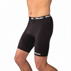 Mueller Compression Shorts with Breathable Panel