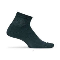 Feetures Therapeutic Diabetic Quarter Socks