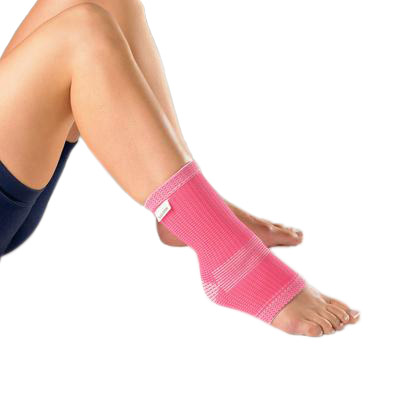 Vulkan Ankle Support Advanced Elastic In Pink