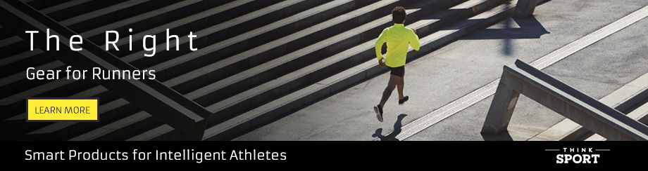 Click to View the Think Sports Running Range!