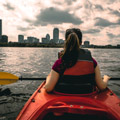 Mysterious Ways: The Thrills and New Perspectives of Urban Kayaking
