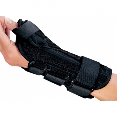 Donjoy Comfortform Wrist Support with Thumb Spica