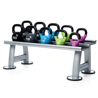 Escape Fitness Studio Kettlebell Set and Rack