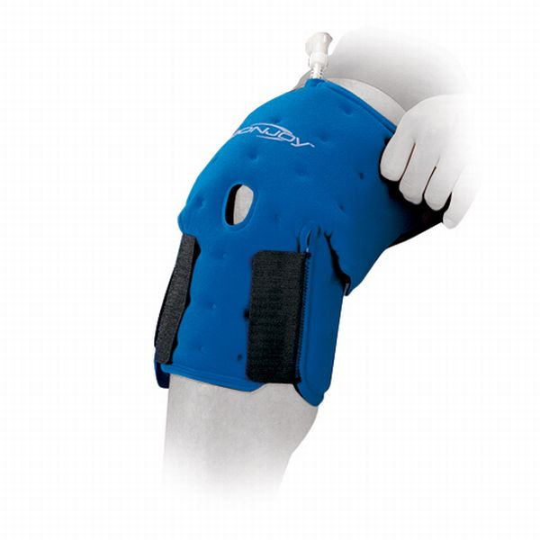 37dbbe71c4 Donjoy Arcticflow Knee Wrap. Combines cold therapy ...