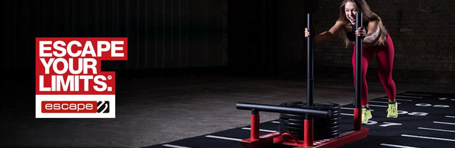 Escape Fitness Gym Equipment Think Sport Think Sport