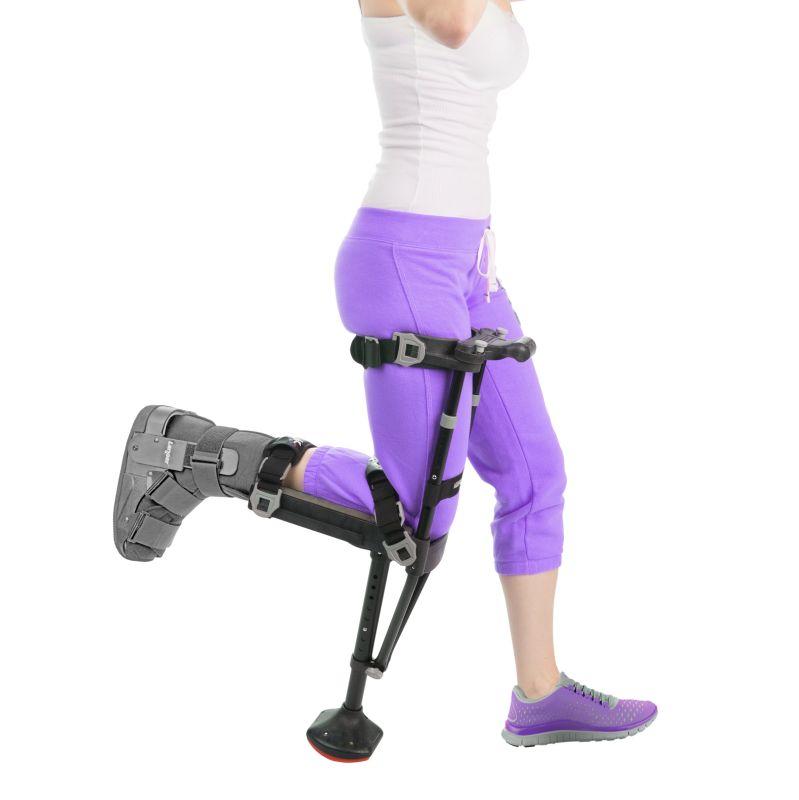 Iwalk 20 Hands Free Crutch Think Sport
