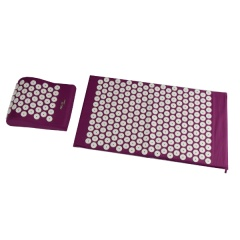 Pro11 Acupressure Yoga Yantra Nail Mat and Pillow