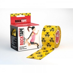 RockTape Kinesiology Tape Pattern Rolls (5cm x 5m)