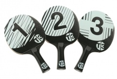 T3 Ping Pong Bat Set