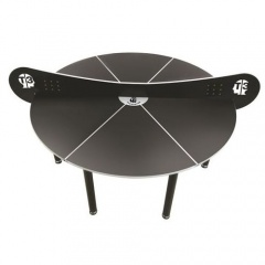 T3 Foundation Indoor Static Ping Pong Table