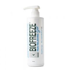 Biofreeze Pain Relieving Gel (16oz Pump)