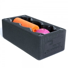 BlackRoll Block Set with Mini Foam Roller and Ball