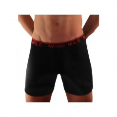 More Mile Athletic Performance Seamless Men's Boxer Shorts