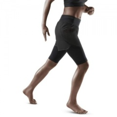 CEP 3.0 2-in-1 Compression Shorts for Women