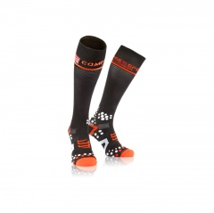Compressport V2.1 Black Compression Socks