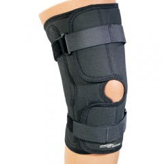 Donjoy Sports Hinged Wraparound Knee Brace