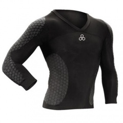 McDavid HexPad Long Sleeve Goalkeeper Shirt
