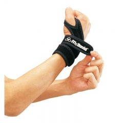 McDavid Wrist Support with Extra Strap