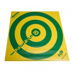 New Age Kurling Bowls Numbered Target