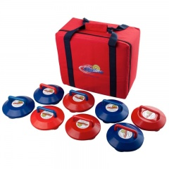 New Age Kurling Indoor Curling Set