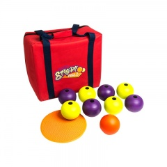 New Age Kurling Street Bowls Case Set