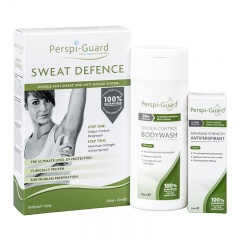 Perspi Guard Sweat Defence System