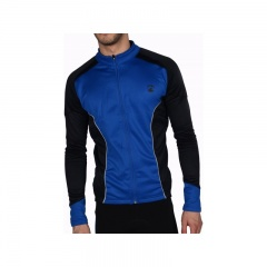 Piu Miglia Thermal Long Sleeve Men's Cycling Jersey