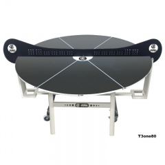 T3one80 Indoor Foldaway Ping Pong Table