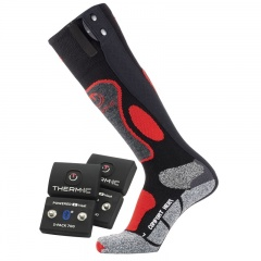 Therm-IC Powersock Comfort Heat Socks Set for Men with S-Pack 700B Bluetooth Battery