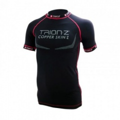 Trion:Z Copper Skin:Z Body Fit Compression Shirt