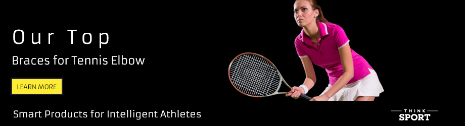 Tennis Elbow Supports and Braces at Think Sport